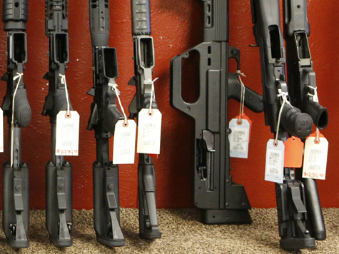 Firearm Manufacturers' Success Shows 'Americans Clearly Don't Want' Gun Control