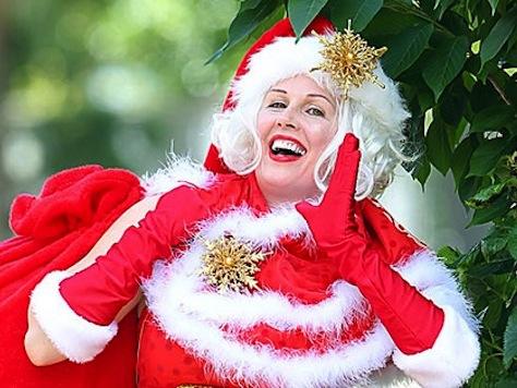 Sexist News Hosts Insist Santa Is Male