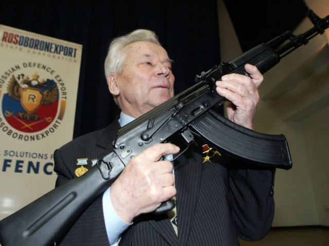 Kalashnikov Celebrated at SHOT Show
