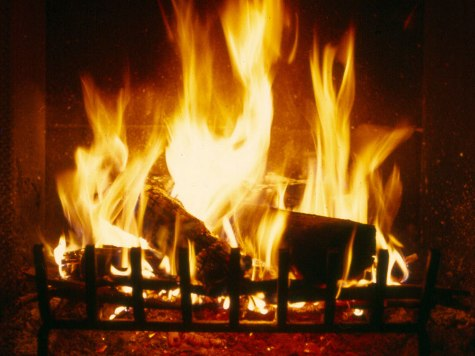 Ratings: Burning Yule Log Beats 'CBS This Morning'