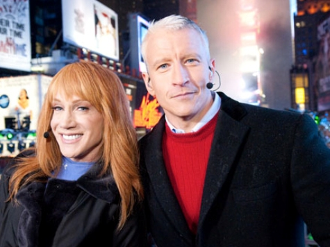 New Years Eve: CNN's Kathy Griffin Hits 5-Year Low, Loses 40% of Audience
