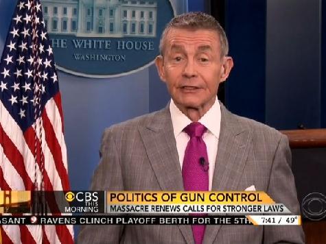 Big Three Networks Favor Obama Gun Ban Campaign