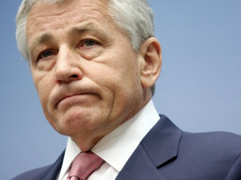 CNN: Does Hagel Have Something to Hide?