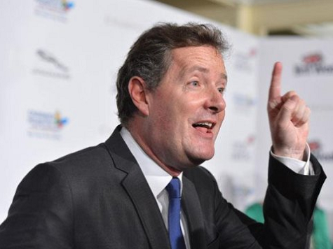 Piers Morgan Takes Anti-Gun Crusade to Twitter Following Fort Hood Shooting