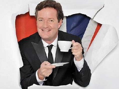 Despite Show Cancellation, Piers Morgan Staying on at CNN for Interviews