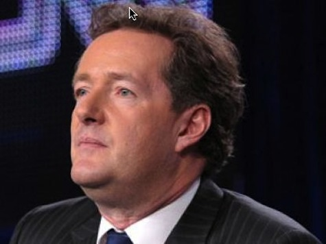 Piers Morgan: Press 'Quite Soft' On Obama