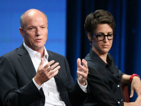 MSNBC President Spins Conspiracy Theory About Fox Ratings