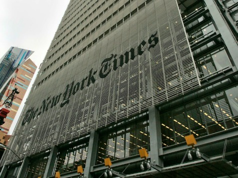 NYT Laments Syrian Crisis, Debt-Ceiling Delayed Amnesty Vote