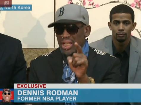 Dennis Rodman Berates Chris Cuomo from North Korea