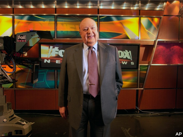 War on Ailes: Random House Prints Slanderous Attack After Two Major CEOs Deny Incident