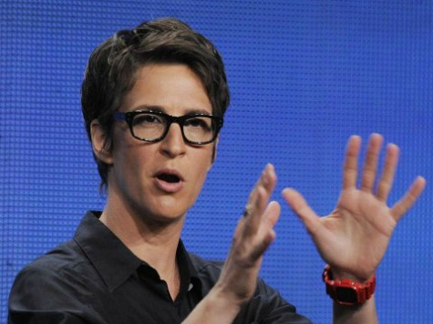 Left Embraces Rachel Maddow's Chris Christie Conspiracy Theory
