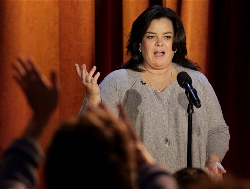 Rosie O'Donnell Coming Back to ABC's 'The View' as Guest