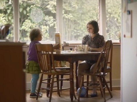 MSNBC Accuses 'Rightwing' of Hating Biracial Family in Super Bowl Cheerios Ad