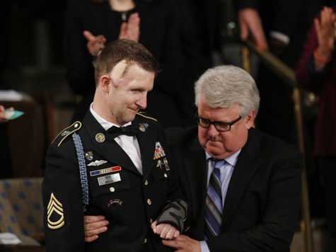 NBC's Mark Murray: Story of Wounded War Hero Also 'Story About Obama'