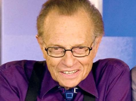 Larry King Mocks CNN, Slams Piers Morgan