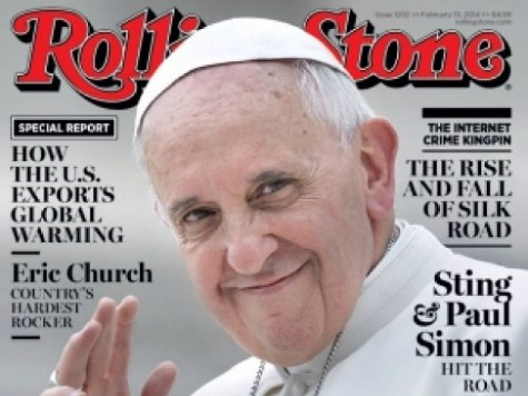 Vatican Takes Rolling Stone to Task for Errors in Pope Francis Profile