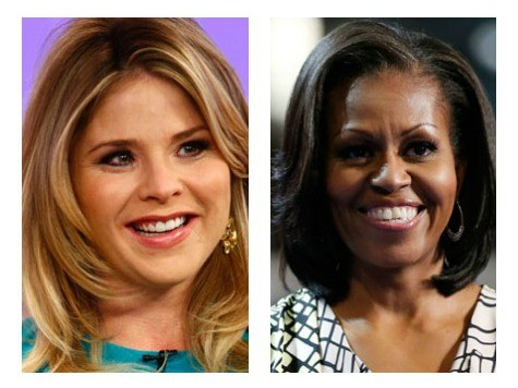 George W. Bush's Daughter to Interview FLOTUS