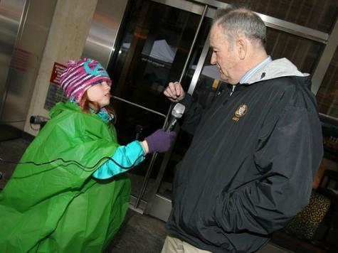 Bill O'Reilly Grills Girl Scouts About Homopunk Spokesman