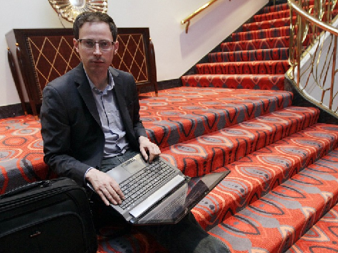 Nate Silver Uses Website Launch Interview to Rail Against 'Predictable' NYT Columnists
