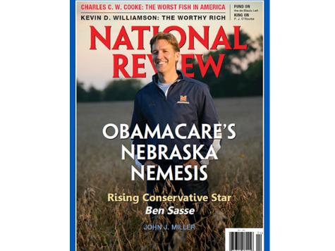 Politico Unveils Old Story Smearing Nebraska Senate Hopeful Sasse