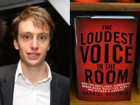 Gabe Sherman's Shrivel: Author of 'The Loudest Voice' Struck Dumb