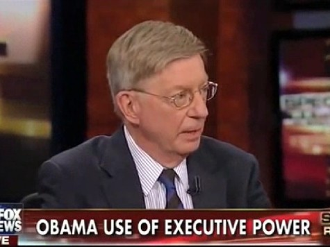 George Will Indicts Congress as Weak Rival to Obama