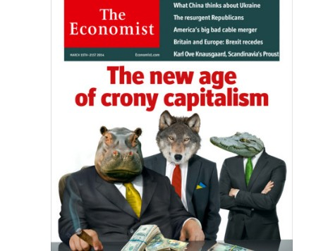 'The Economist' Misses the Point on Crony Capitalism