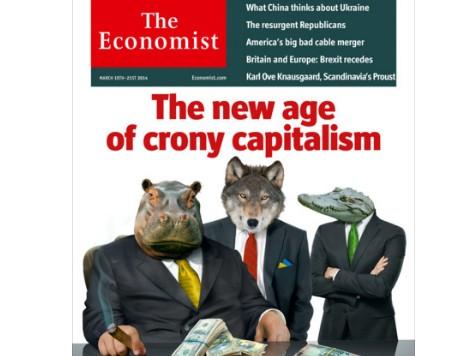 'The Economist' Misses the Point on Crony Capitalism