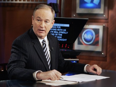 Bill O'Reilly: Cut Obama 'a Little Slack' for Latte Salute
