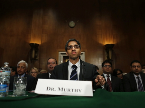National Journal: NRA Seized on One Tweet to 'Derail' Surgeon General Nominee