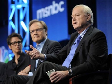 MSNBC's Matthews, Wagner, Mitchell Top List of Most-Hated Newscasters