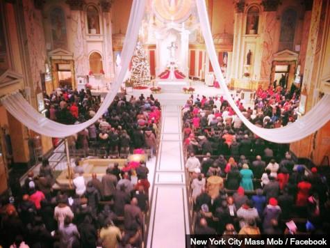 Buffalo Mass Mob Concept Goes Viral