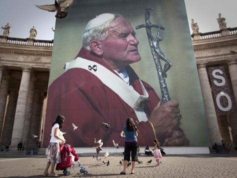 Huffington Post Mum on Canonization of Popes John XXIII and John Paul II