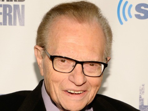 Larry King Ridicules CNN for Malaysia Airlines Missing Jet Coverage