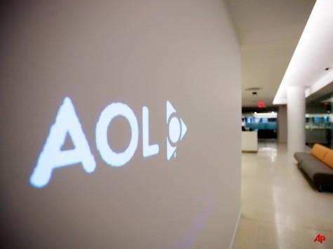 HuffPo Parent Company AOL's Profits Fall, Shares Tumble 22%