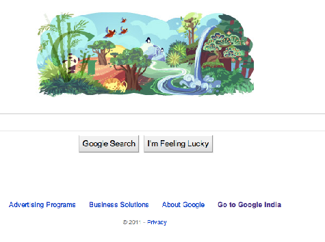 Google: Memorial Day Does Not Rate a Tribute Doodle on Search Page