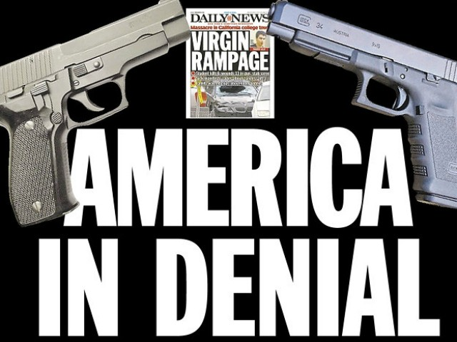 New York Daily News Demonstrates the Art of Using Tragedy to Push Gun Control