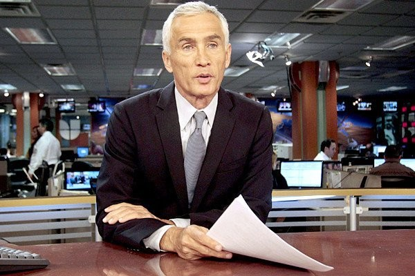 Mainstream Media Annoyed Jorge Ramos Won't Hide Liberal Biases