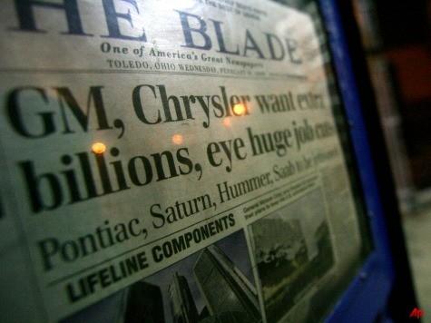 Toledo Blade Shuts Down Facility, Announces Major Layoffs