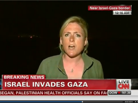 CNN Reporter Calls Israelis 'Scum'