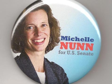 Michelle Nunn: Favorable Media Bias Part of Democrat Campaign Strategy