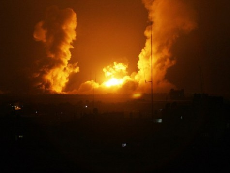 Media Looking for a Tragedy Big Enough to Stop Gaza War