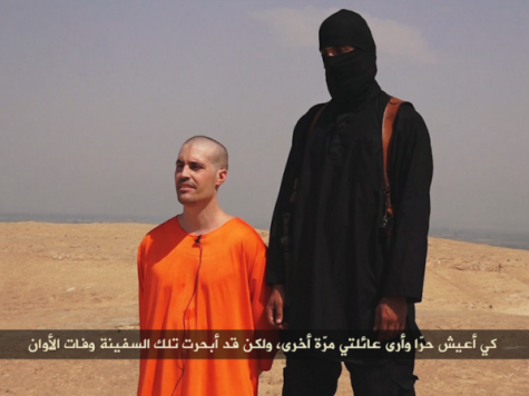 Report: 'Jihadi John' Who Beheaded James Foley Wounded in US Airstrike