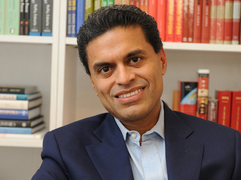 Third Round of Plagiarism Charges Hit Fareed Zakaria
