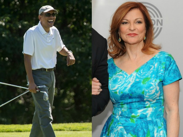 Maureen Dowd Goes Nuclear on Obama's Golf Addiction