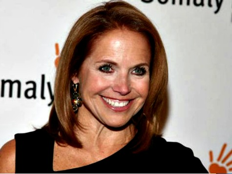 Book: Katie Couric 'Brash, Striving, Self-Absorbed'