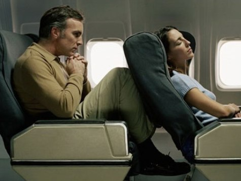Of Airline Seats and Lefty Journalists Who Seek Control Over Others