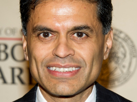 Media Stands By Serial Plagiarist Fareed Zakaria Despite Wave of New Charges