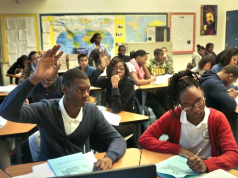 HuffPost: Black Girls Have it Tougher in School