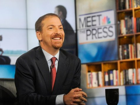 Chuck Todd: The Breitbart News Interview – Part 1